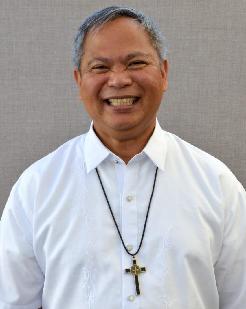 Deacon Jun Perez : Deacon